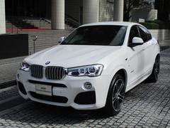 BMW X4xDrive 28i Mスポーツ 登録済み未使用車