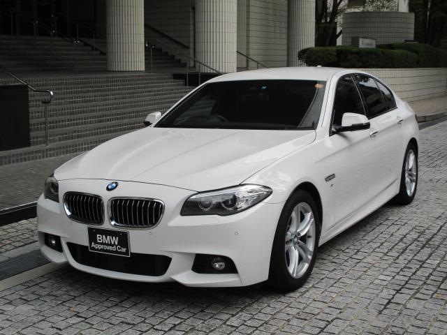 BMW 523d Mスポーツ 弊社下取車 ワンオーナー