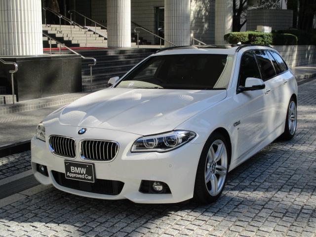 BMW 535iツーリング Mスポーツ弊社下取車 パノラマサンルーフ
