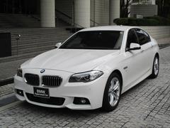 BMW523d Mスポーツ 弊社下取車 ワンオーナー