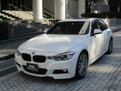 BMW320i Mスポーツ 弊社下取車 19アルミ サンルーフ