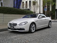 BMW650iカブリオレ ワンオーナー車