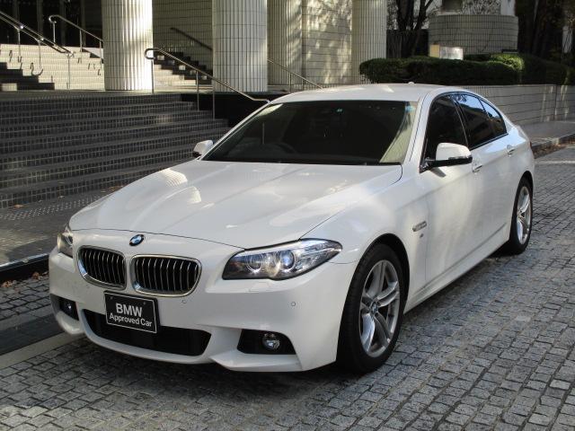 BMW 523d Mスポーツ ワンオーナーACC衝突軽減ブレーキ