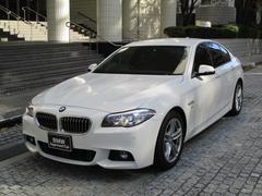 BMW523d Mスポーツ ワンオーナーACC衝突軽減ブレーキ