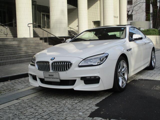 BMW 650iクーペ MスポーツコンフォートP弊社デモカーGS/R