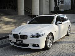 BMW523iツーリング Mスポーツ ハイライン ワンオーナー