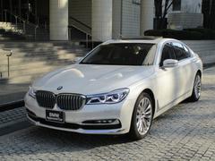 BMW740d xDrive エクセレンス 4輪駆動