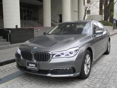 BMW740d xDriveエクゼクティブ リアコンフォートPKG