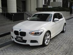 BMW116i MスポーツRカメラ純正18AWワンオーナー全国保証