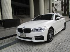 BMW523dツーリング Mスポーツワンオーナー ヘッドアップD