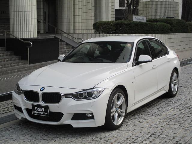 BMW 320i Mスポーツ ワンオーナー 弊社下取り車 ACC