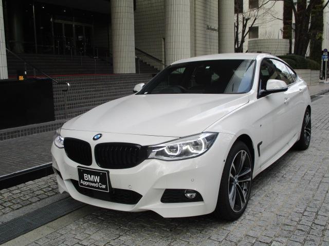 BMW 320d xDrive グランツーリスモ Mスポーツ 4駆