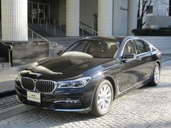 BMW740eアイパフォーマンス デモカー プラスP サンルーフ