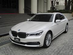BMW740i ワンオーナー 弊社下取り車 レーザーライト