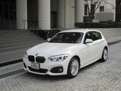 BMW118d MスポーツACCコンフォートアクセス バックカメラ