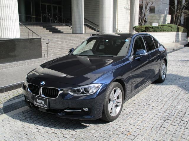 BMW 320i スポーツ 弊社下取り車 ワンオーナー