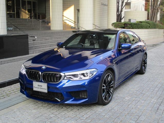 BMW M5デモカー 4WD コンフォートP アンビエントエアー