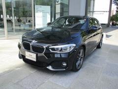 BMW118i Mスポーツファストトラック弊社デモカーバックカメラ