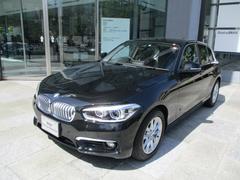 BMW118d スタイル コンフォートP パーキングサポートデモ車