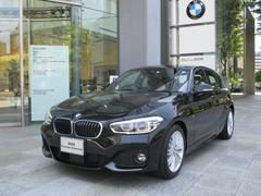 BMW118i Mスポーツ アクティブクルーズ コンフォートデモ車