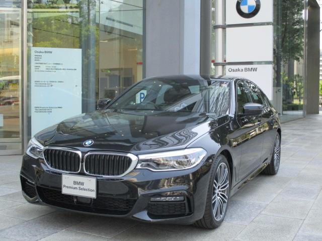 BMW 523d Mスポーツ登録済未使用車イノベーションP 19AW