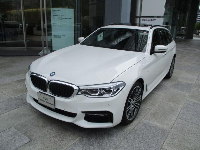 BMW 523dツーリング Mスポーツセレクトイノベーション未使用車