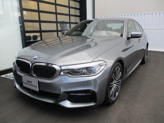 BMW 523d Mスポーツ ハイラインPKG イノベーションPKG