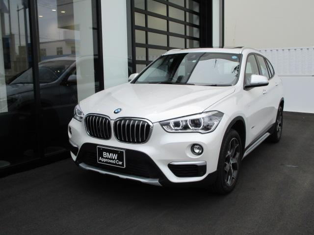 BMW xDrive18d xライン 弊社デモカー ハイラインPKG