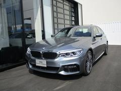 BMW523d Mスポーツ ハイラインパッケージ黒革 サンルーフ