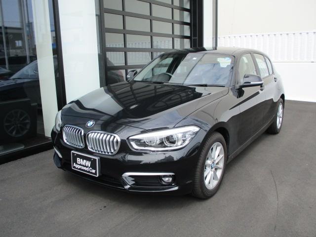 BMW 118i スタイル 弊社下取 リアカメラ LEDライト
