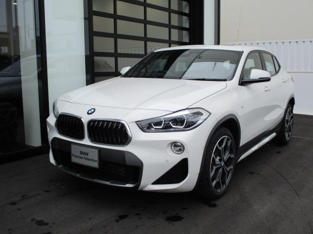 BMW sDrive 18i MスポーツXサンルーフACCブラック革