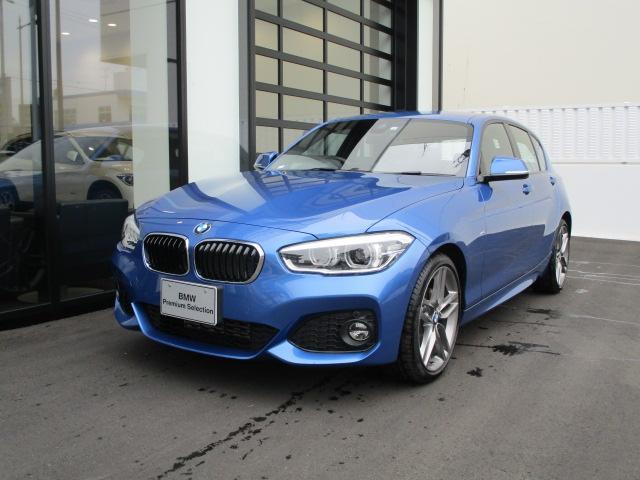 BMW 118d Mスポーツ純正18インチAWパーキングサポート