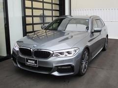 BMW523dツーリング Mスポーツソフトクローズドアワンオーナー