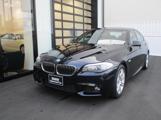 BMW 523i Mスポーツ ワンオーナー 弊社下取り車 レザー
