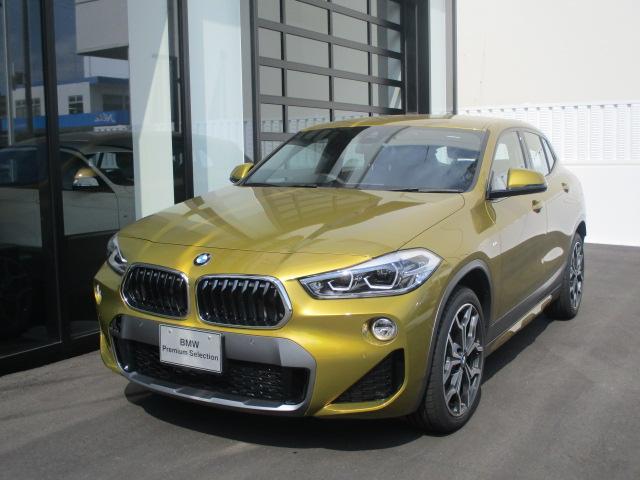BMW xDrive 20i MスポーツXアクティブクルーズデモカー