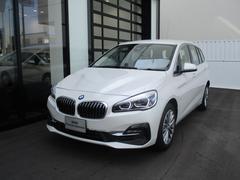 BMW218iグランツアラー ラグジュアリー ACC 弊社デモカー