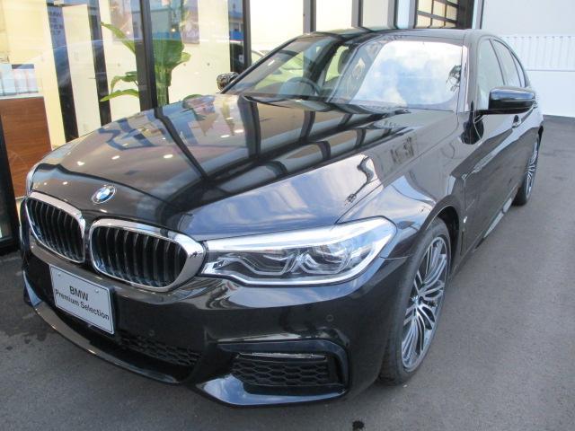 BMW 530e Mスポーツ 弊社デモカー イノベーションPKG