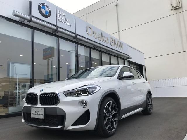 BMW xDrive 20i MスポーツX 弊社デモカー 19アルミ