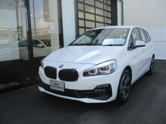 BMW218iグランツアラー スポーツ