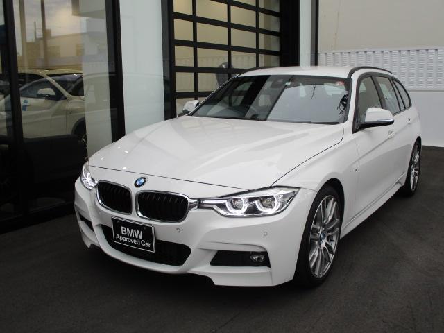 BMW 320dツーリング Mスポーツ 弊社デモカー 19インチAW