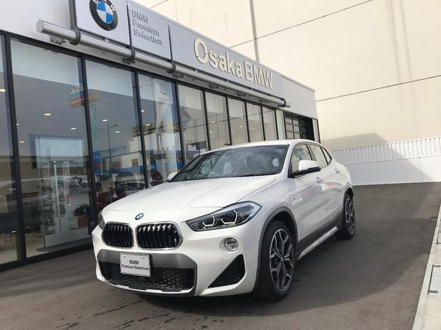 BMW xDrive 18d MスポーツX ハイラインACC HUD