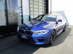 BMW M5M5 4WD デモカー コンフォート B&Wサウンドシステム