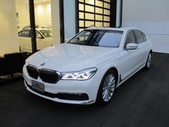 BMW750Li後席モニターACCレーザーライトデモカーサンルーフ