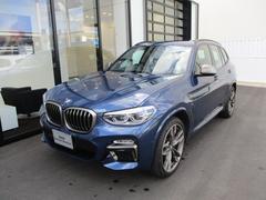 BMW X3M40d 弊社下取りワンオーナー 純正21インチ ACC