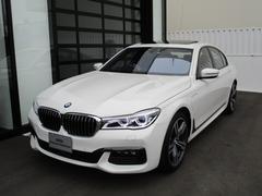 BMW740eアイパフォーマンス Mスポーツデモカーレーザーライト