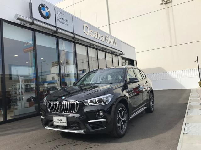 BMW xDrive 18d xラインハイラインコンフォートPモカ革