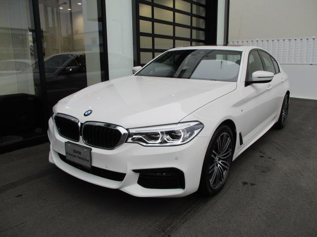 BMW 523d Mスポーツ ハイラインPコンフォートPセレクトP