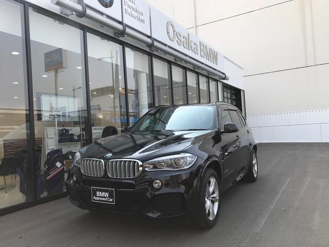 BMW xDrive 35d MスポーツACCソフトクローズ LED