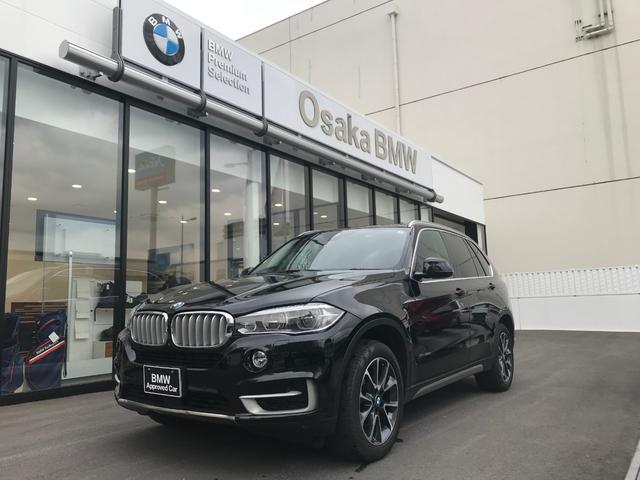 BMW xDrive 35d xライン黒革セレクトPサンルーフLED