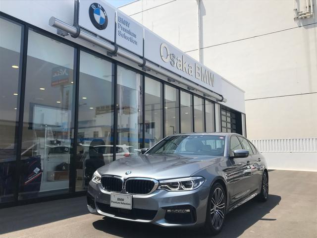 BMW 523i MスポーツハイラインパッケージイノベーションHUD